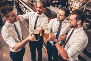 Bier-Tour | Brauhaus-Führung als Junggesellenabschied Idee für Männer