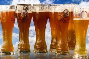 Bier Tour beim JGA München