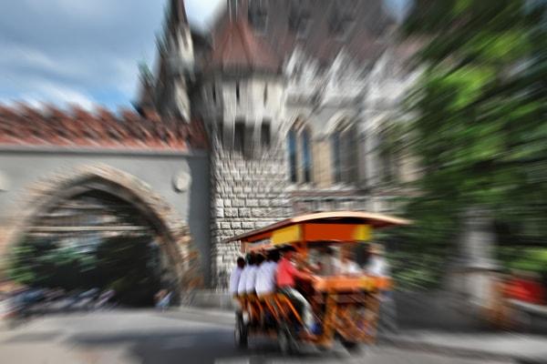 Bier-Bike Tour beim Junggesellenabschied