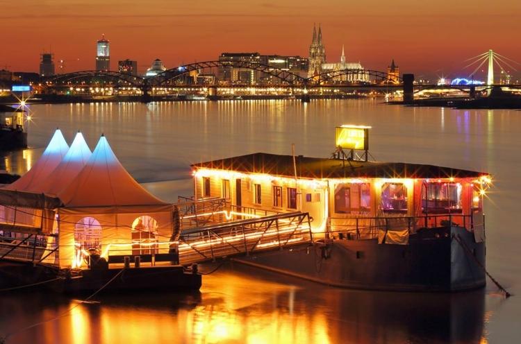 Junggesellenabschied Köln Schiffsparty und Partyboot