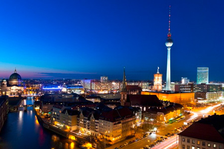 JGA Städte - Berlin