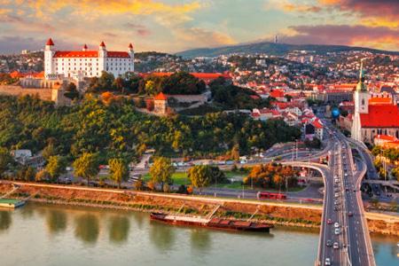 JGA Städte - Bratislava