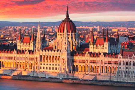 JGA Städte - Budapest