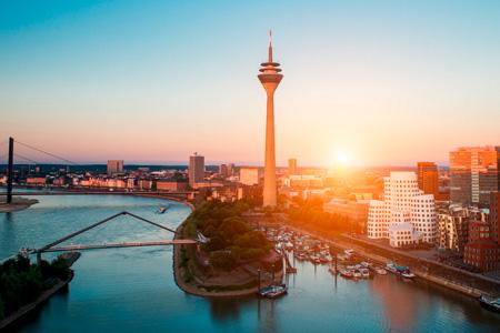 JGA Städte - Düsseldorf
