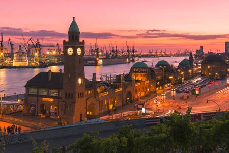 JGA Städte - Hamburg