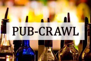 JGA Berlin - Pub Crawl Party-Tour zum Junggesellenabschied
