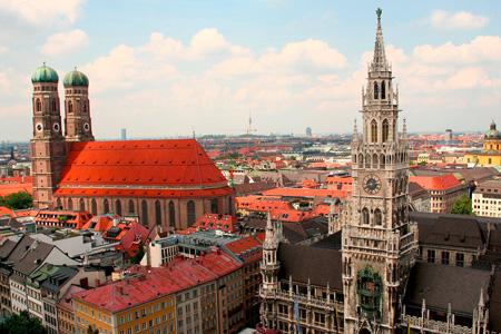 JGA Städte - München