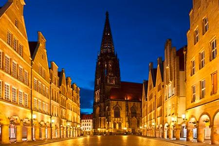 JGA Städte - Münster