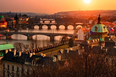 JGA Städte - Prag