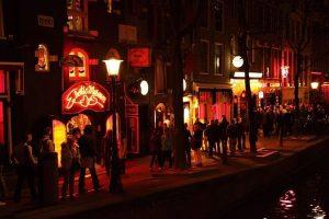 Rotlichttour Amsterdam - Führung beim Junggesellenabschied
