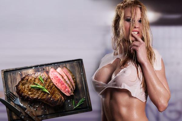 Steak & Strip beim Junggesellenabschied Berlin