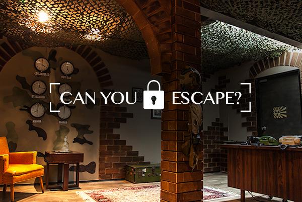 Escape Game beim Junggesellenabschied