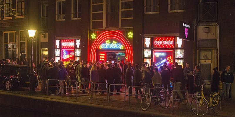 Rotlicht-Tour Amsterdam