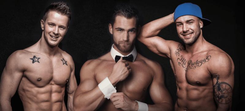 Stripper Köln - Menstrip beim Junggesellenabschied