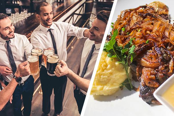 Brauereiführung und schwäbisches Dinner beim Junggesellenabschied Stuttgart