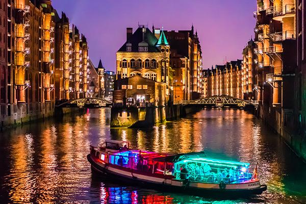 Partybook Hamburg beim Junggesellenabschied und JGA