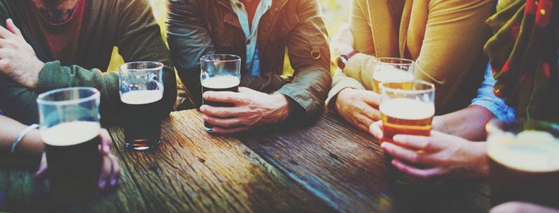 Bierverkostung Prag
