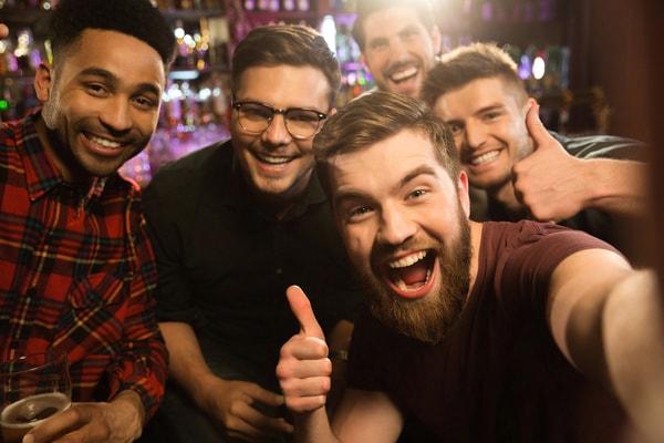 JGA Ideen: Pub Crawl Party Tour