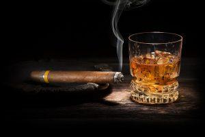Whiskey Tasting für Männer - Cool beim Junggesellenabschied und JGA