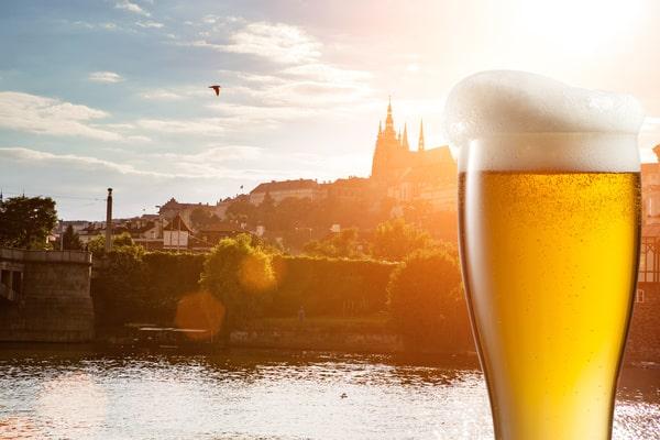 JGA Prag - Bier-Tour beim Junggesellenabschied