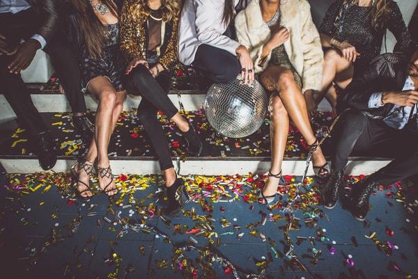 Vip Club - Ladies NIght als JGA Ideen für Frauen