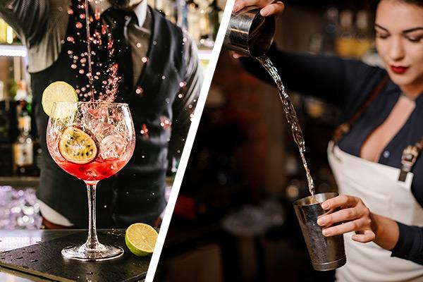 Cocktailkurs als Idee beim Junggesellinennabschied und JGA