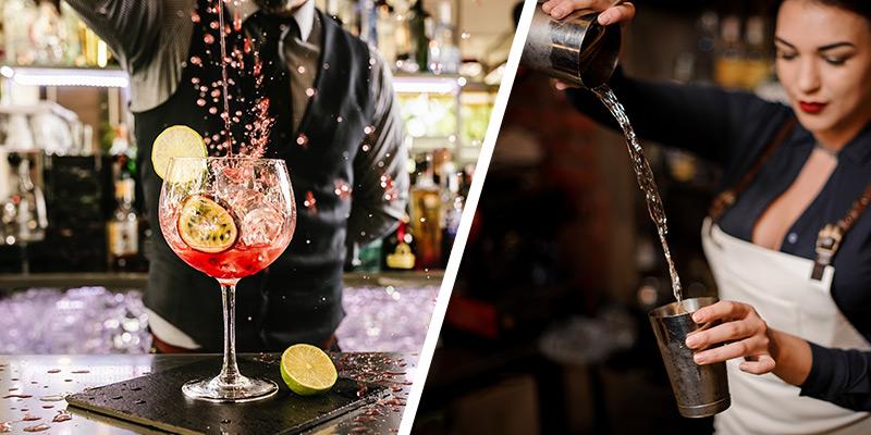 Cocktailkurs Junggesellinnenabschied