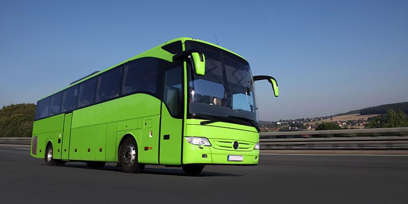 Fernbus Anreise zum Junggesellenabschied