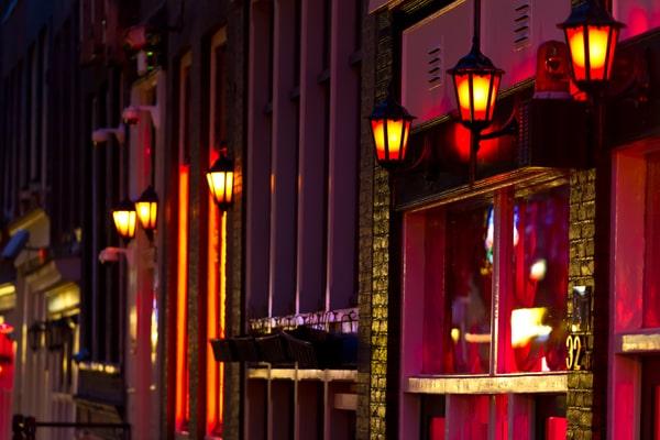 JGA Amsterdam - Red Light Tour beim Junggesellenabschied