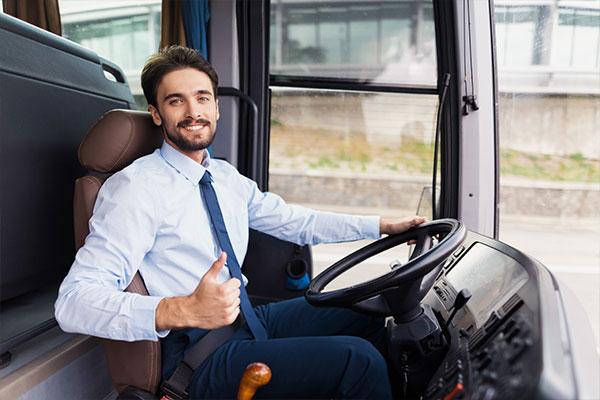 JGA Anreise: Bus mit Fahrer mieten