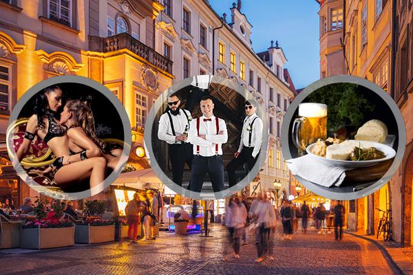 Junggesellenabschied Prag ALL Inclusive Paket für den JGA Prag