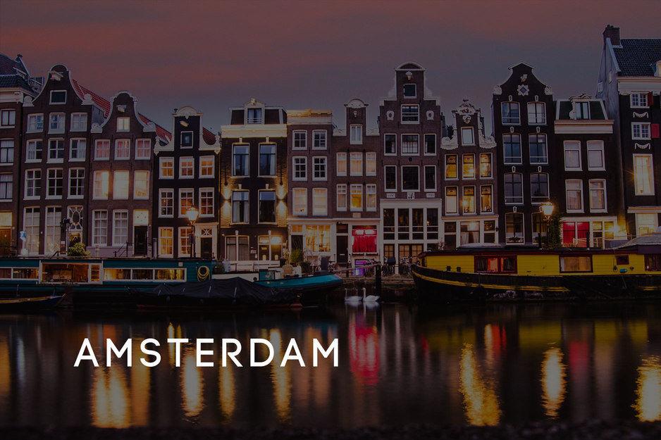 JGA planen lassen Amsterdam