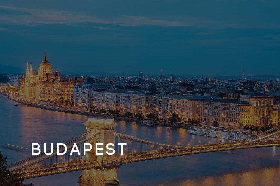 JGA planen lassen Budapest