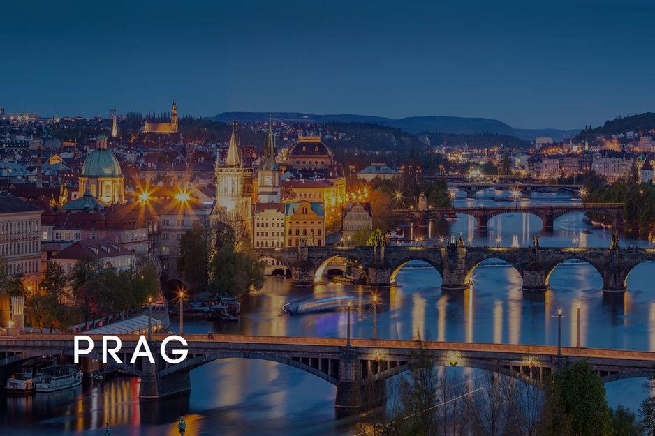 JGA planen lassen Prag