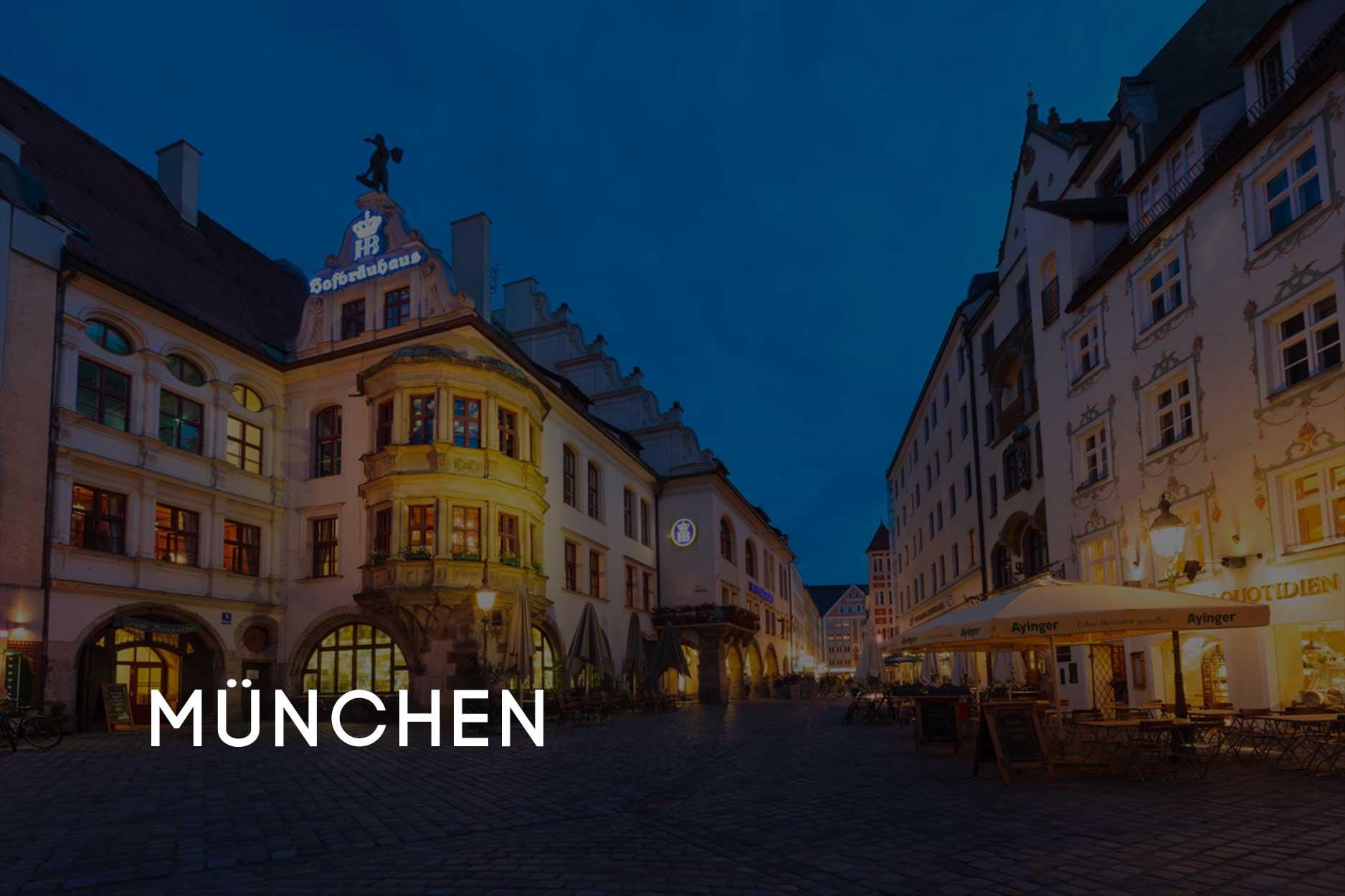 JGA planen lassen München