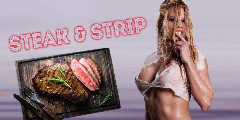 Steak & Strip Dinner Prag