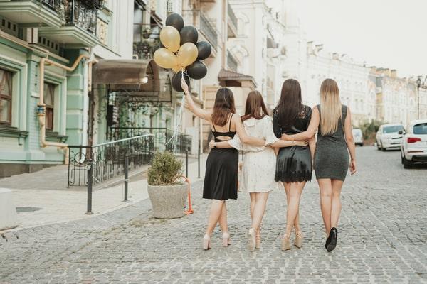 Junggesellinnenabschied Ideen Frauen JGA