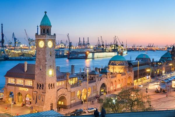 Junggesellenabschied Hamburg - JGA Hamburg