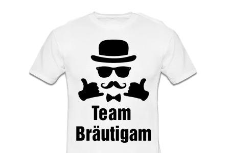 JGA Shirts Männer - Team Bräutigam