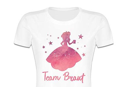 JGA Shirts - Team Braut