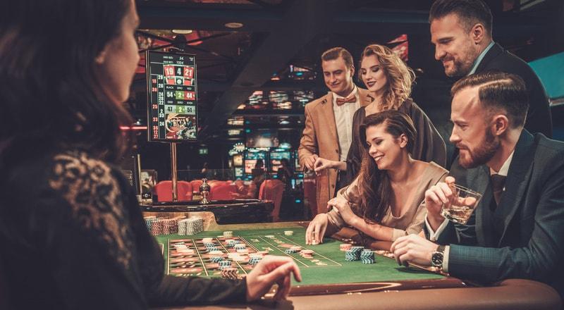 Junggesellenabschied Casino