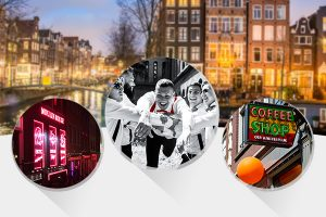 Junggesellenabschied Amsterdam ALL Inclusive Paket