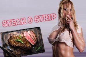 Junggesellenabschied München - Steak and Strip beim JGA